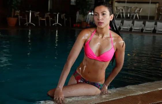 Gauhar Khan is an Indian model and actress