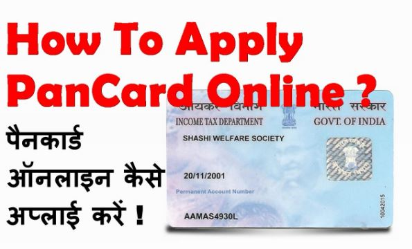 Apply for PAN - Income Tax Department
