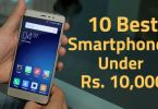 Best Mobile Phones under Rs.10,000 in India