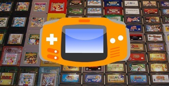 Gameboy Advance (GBA) ROMs