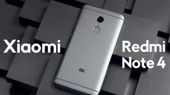 Xiaomi Redmi Note 4 - Full phone specifications