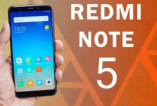 Redmi Note 5 Price and Features