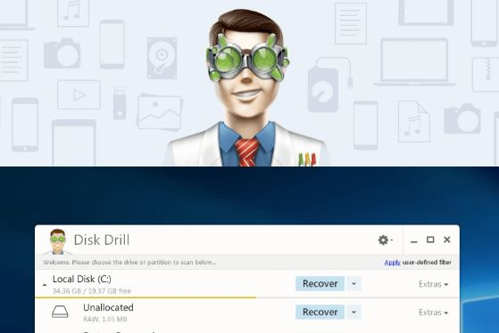 Download Disk Drill For Mac