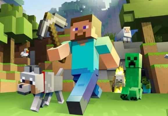 Minecraft Spin Off Games