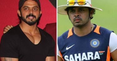 Shanthakumaran Sreesanth - Indian cricketer