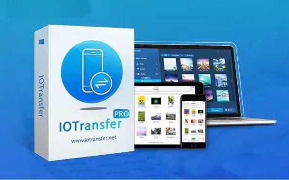 IOTransfer for Windows