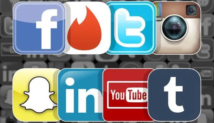 Top Social Media Websites