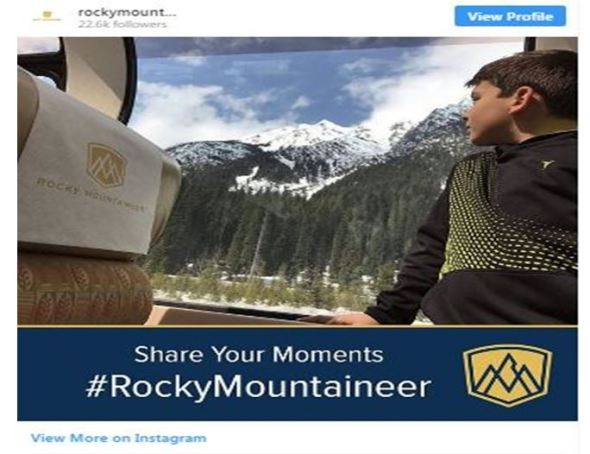 Share user-generated content