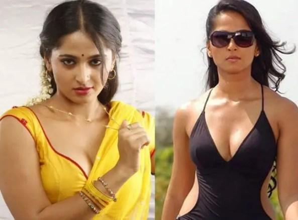 Anushka Shetty - Indian actress
