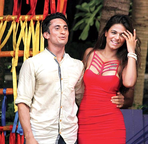 MTV Splitsvilla 9 winners, Kavya and Gurmeet