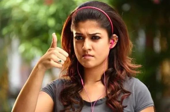Nayantara - Indian film actress