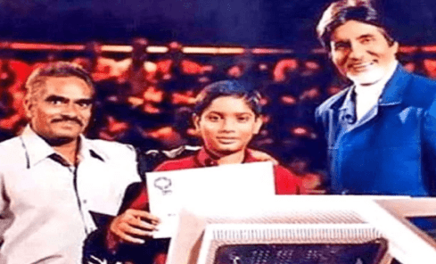 KBC Junior Winner Ravi Mohan Saini