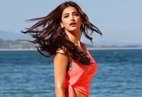 Shruti Haasan - Indian film actress