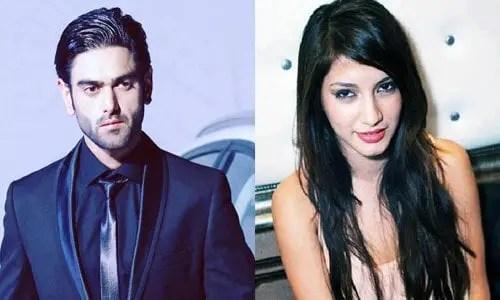 Mandy Debbarma and Paramvir Singh