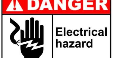 Most Common Electrical Hazards