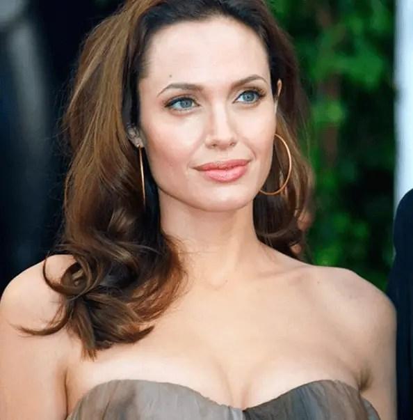 Angelina Jolie - American actress, filmmaker and humanitarian