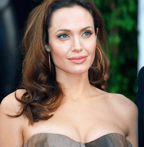 Angelina Jolie - American actress, filmmaker and humanitarian
