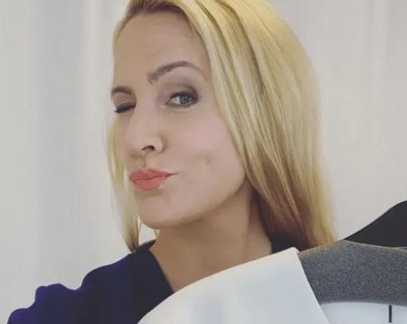 Judith Rakers - German journalist