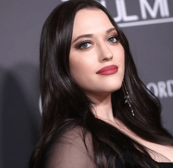 Kat Dennings - American actress