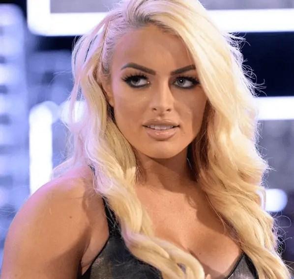 Mandy Rose - American professional wrestler