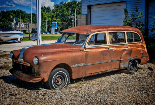 Where to Sell Junk Cars?