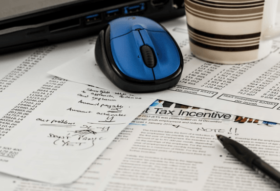 Update your business taxes