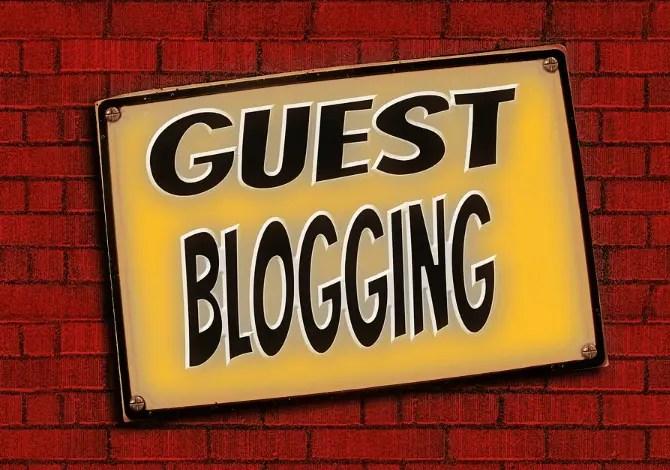 Guest Blogging in SEO