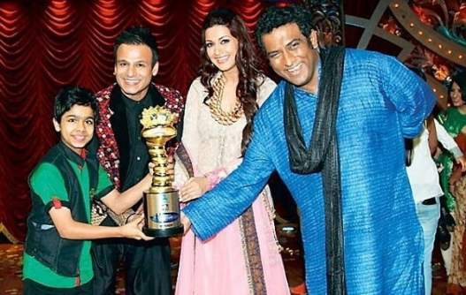 India's Best Dramebaaz Season 1 Winner - Aditya Singhal