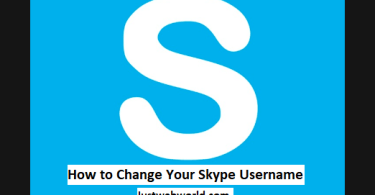 How to Change Skype Username