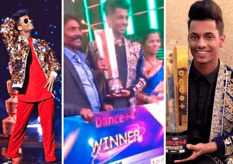 Dance Plus Season 4 Winner