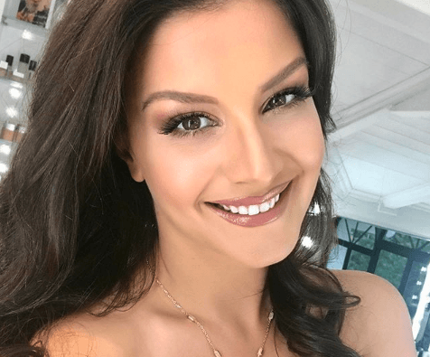 Floriana Garo - Albanian television presenter