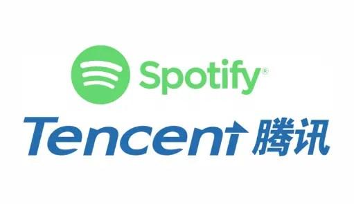 Spotify Vs. Tencent Music