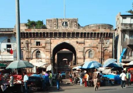 Bhadra Fort - Fortress in Ahmedabad, Gujarat