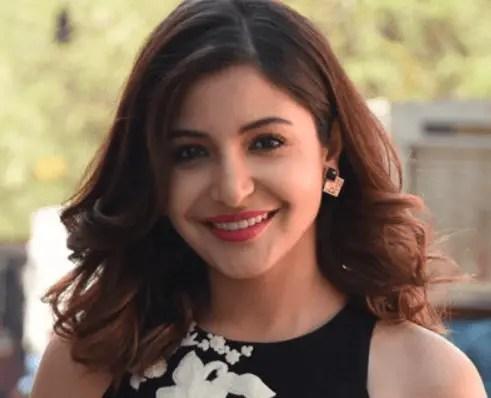 Anushka Sharma - Indian actress