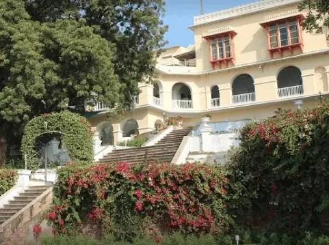 Brij Raj Bhawan Palace in Kota