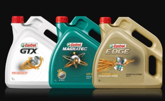 Castrol - Engine Oil & Lubricants