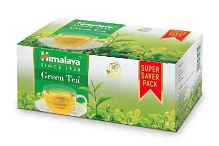 Himalaya Herbals Green Tea