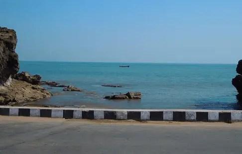 Jallandhar Beach Diu