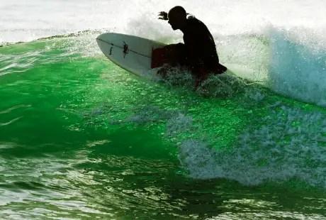 Goa Kneeboarding