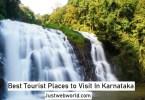 Best Tourist Places to Visit In Karnataka