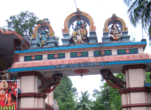 Thrikodithanam Mahavishnu Temple