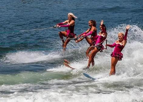 Water Skiing Goa