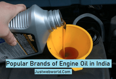 Best Motor Oil Brands In India
