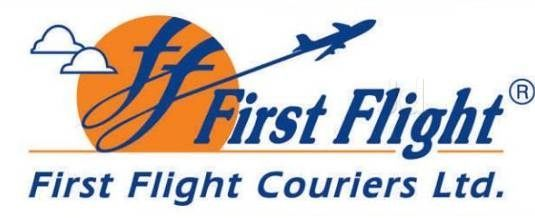 First Flight courier service