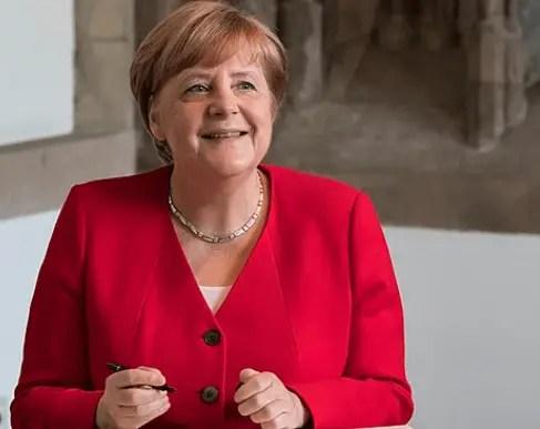 Angela Merkel (Chancellor of Germany)