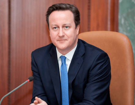 David Cameron - Former British Prime Minister