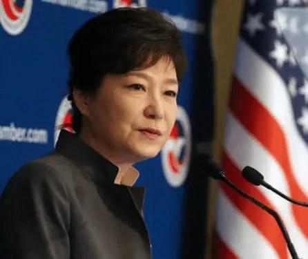 Park Geun-hye (Former President of South Korea)