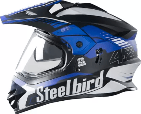 Steelbird Bike Helmet