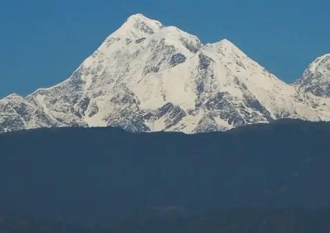 Trisul Peak