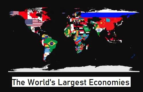 World GDP Ranking